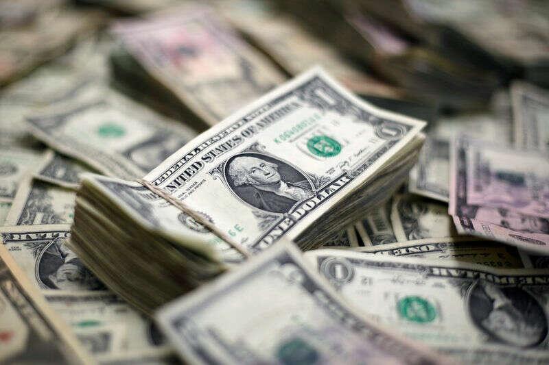 Dolar tylko niższy; Rentowność skarbu państwa i Powell w centrum uwagi Investing.com