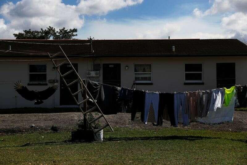 Usa sprzedaży nowych domów pogrążyć wśród trudnych warunków pogodowych Reuters