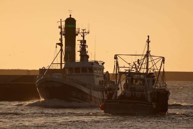 UE rozlicza 100 mln euro francuskiej pomocy dla sektora rybołówstwa dotkniętego brexitem Reuters