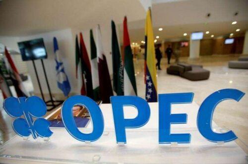 OPEC + widziałem przyklejanie do planowanej wędrówki wyjściowej jako ceny ropy naftowej Bloomberg