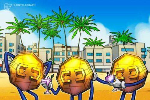 Zaręczyny obywatelskie i Crypto: Miami przedstawia własną cyfrową monetę COINELEGRAF