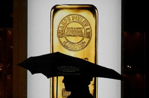 Flash Crash pokazuje, dlaczego trudno jest być złotem na złoto Bloomberg