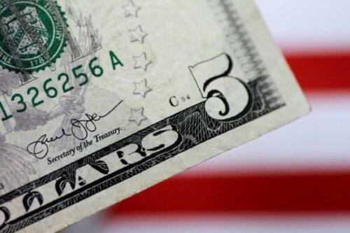 Krawędzie dolara niższe; U.S. Key ożywienia gospodarczego przez Investing.com